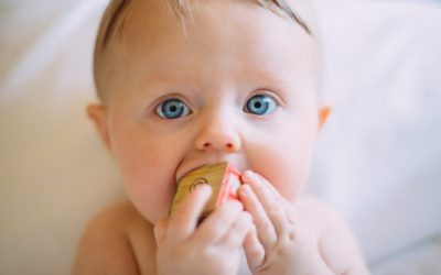 Are Your Child's Fingers Always In Their Mouth? A Sensory Diet May Help!