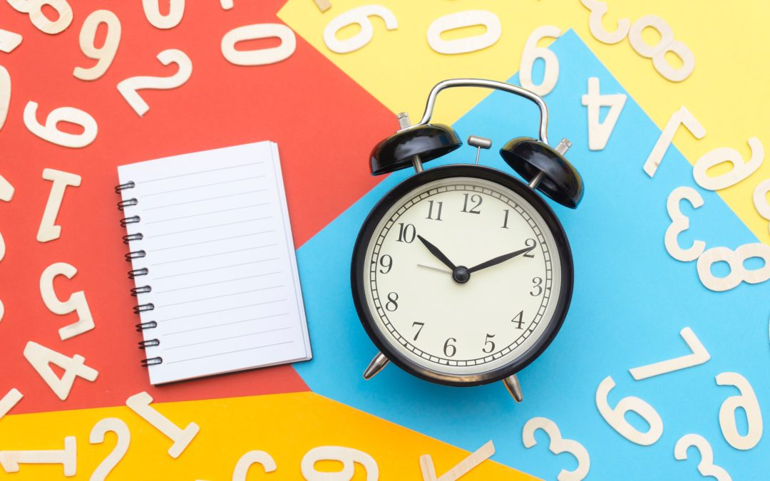 ADHD: How to help your child stay on time