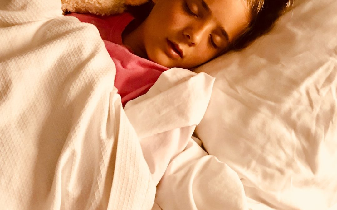 Does Your Child Have Sleeping Challenges?